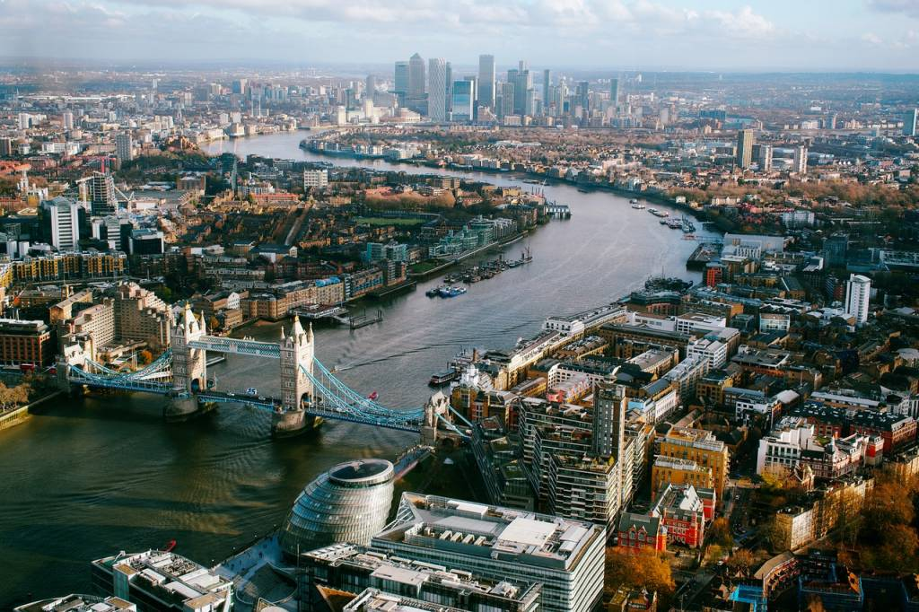 building projects in London